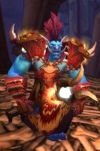 Image of Drakkari Fire Weaver
