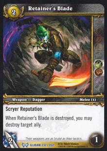 Retainer's Blade TCG Card.jpg