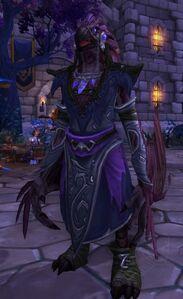Image of Solar Priest Vayx