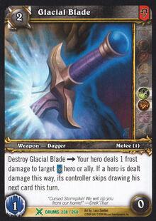 Glacial Blade TCG Card.jpg