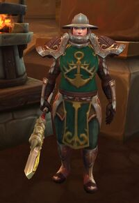Image of Boralus Guard