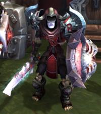 Image of Deathguard Shocktrooper
