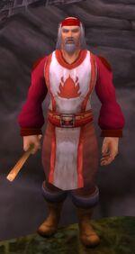 Image of Scarlet Friar