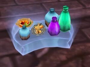 Conjure Refreshment Table Wowpedia Your Wiki Guide To The World Of Warcraft