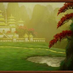 Temple of Kotmogu