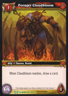Forager Cloudbloom TCG Card Illidan.jpg