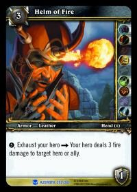 Helm of Fire TCG card.jpg