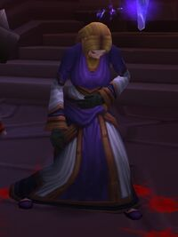 Image of Injured Conjuror