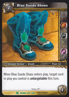Blue Suede Shoes TCG Card.jpg