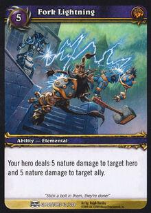 Fork Lightning TCG Card Gladiators.jpg