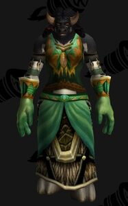 Image of Might of Kalimdor Druid