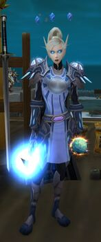 Image of Arcanist Asarina