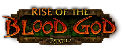 Rise of the Blood God logo