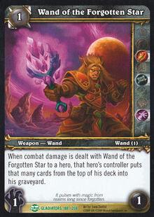 Wand of the Forgotten Star TCG Card Gladiators.jpg