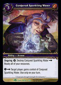 Conjured Sparkling Water TCG Card.jpg
