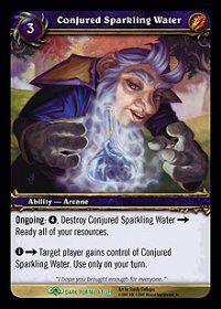 Conjured Sparkling Water TCG Card.jpg