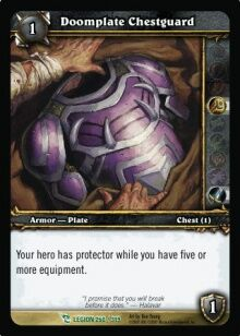 Doomplate Chestguard TCG Card.jpg