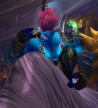 Image of Drakkari Battle Rider