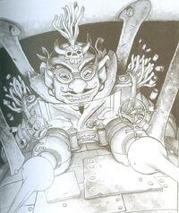 Image of Gaeval Thunderblast