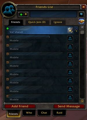 Chat room wow WowChat