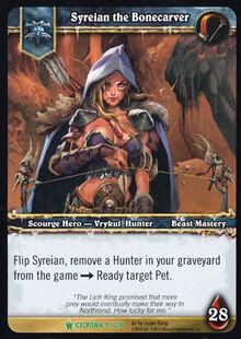 Syreian the Bonecarver TCG Card.jpg