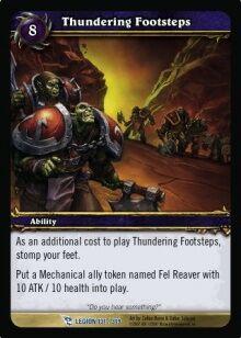 Thundering Footsteps TCG Card.jpg
