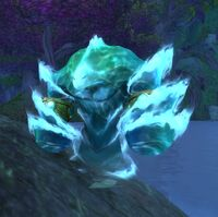 Image of Befouled Water Elemental