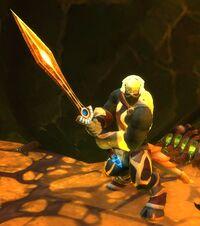 Image of Blademaster Telaamon