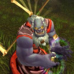 Dragonmaw Bonewarder