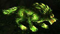 Image of Felbound Wolf