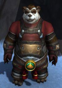 Image of Monk Trainee