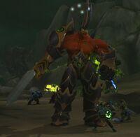 Image of Felguard Destroyer