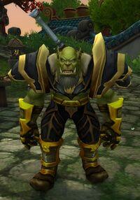 Image of Sergeant Gorrok
