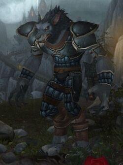 Worgen Warrior furiouslooks.jpg