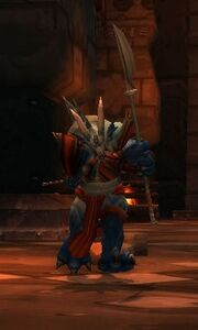 Image of Blue Drakonid