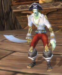 Image of Captain P. Harris