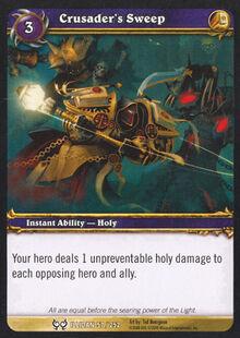 Crusader's Sweep TCG Card.jpg