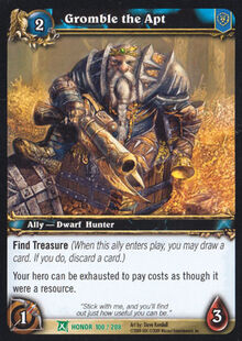 Gromble the Apt TCG Card.jpg
