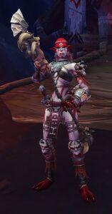 Image of Nazmani Warrior