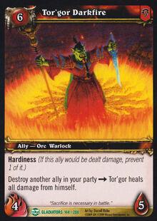 Tor'gor Darkfire TCG Card.jpg