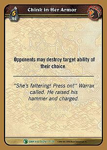 Chink in Her Armor.jpg