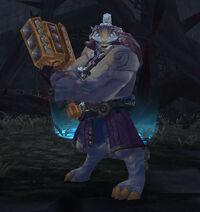Image of Shan'ze Gravekeeper