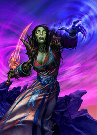 Image of Exaura the Cryptkeeper