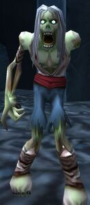 Image of Plagued Zombie
