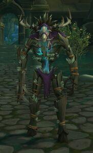 Image of Wicker-Bound Hunter