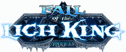 Fall of the Lich King logo