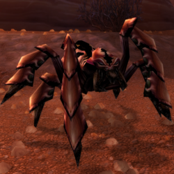 Lesser Silithid Flayer