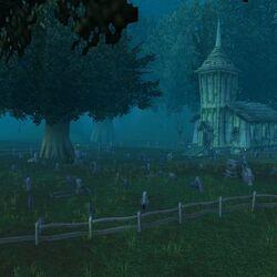 Tranquil Gardens Cemetery