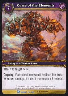 Curse of the Elements TCG Card.jpg