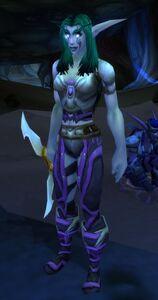 Image of Sentinel-trainee Issara